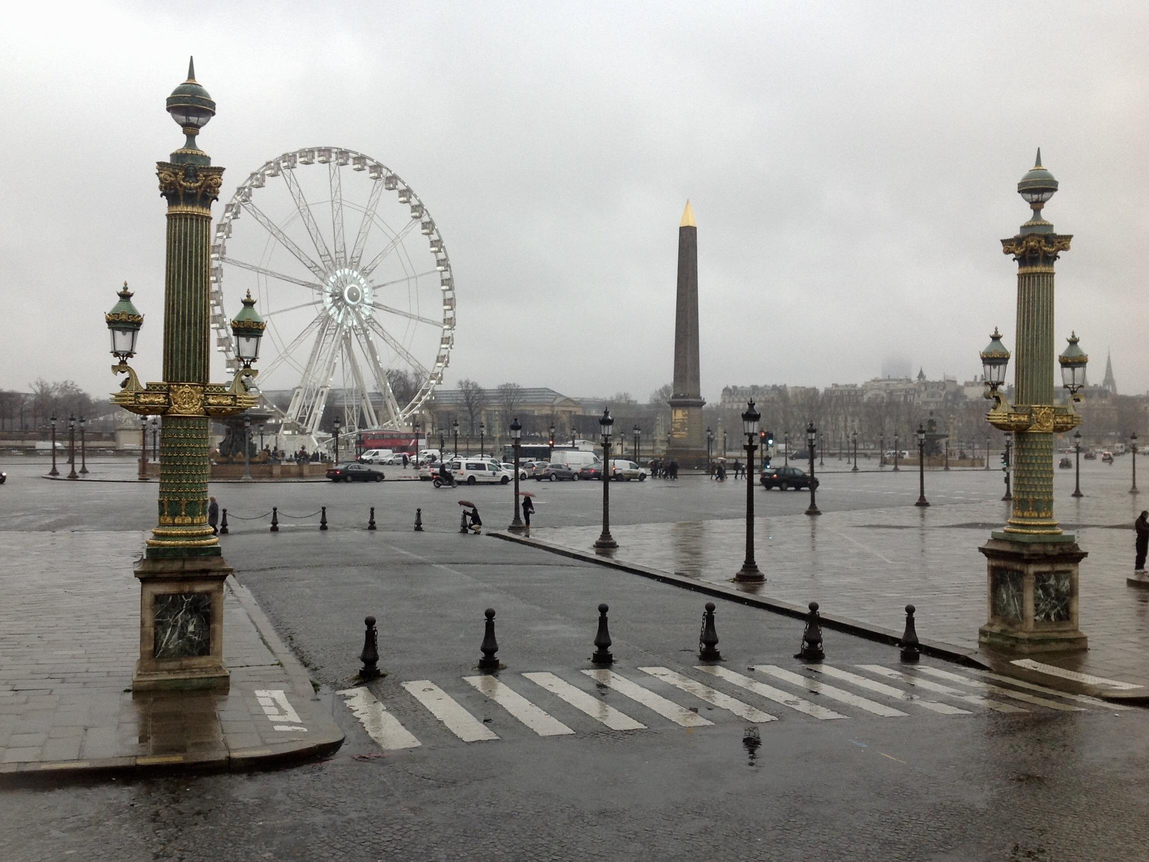 Paris L Open Bus Tour