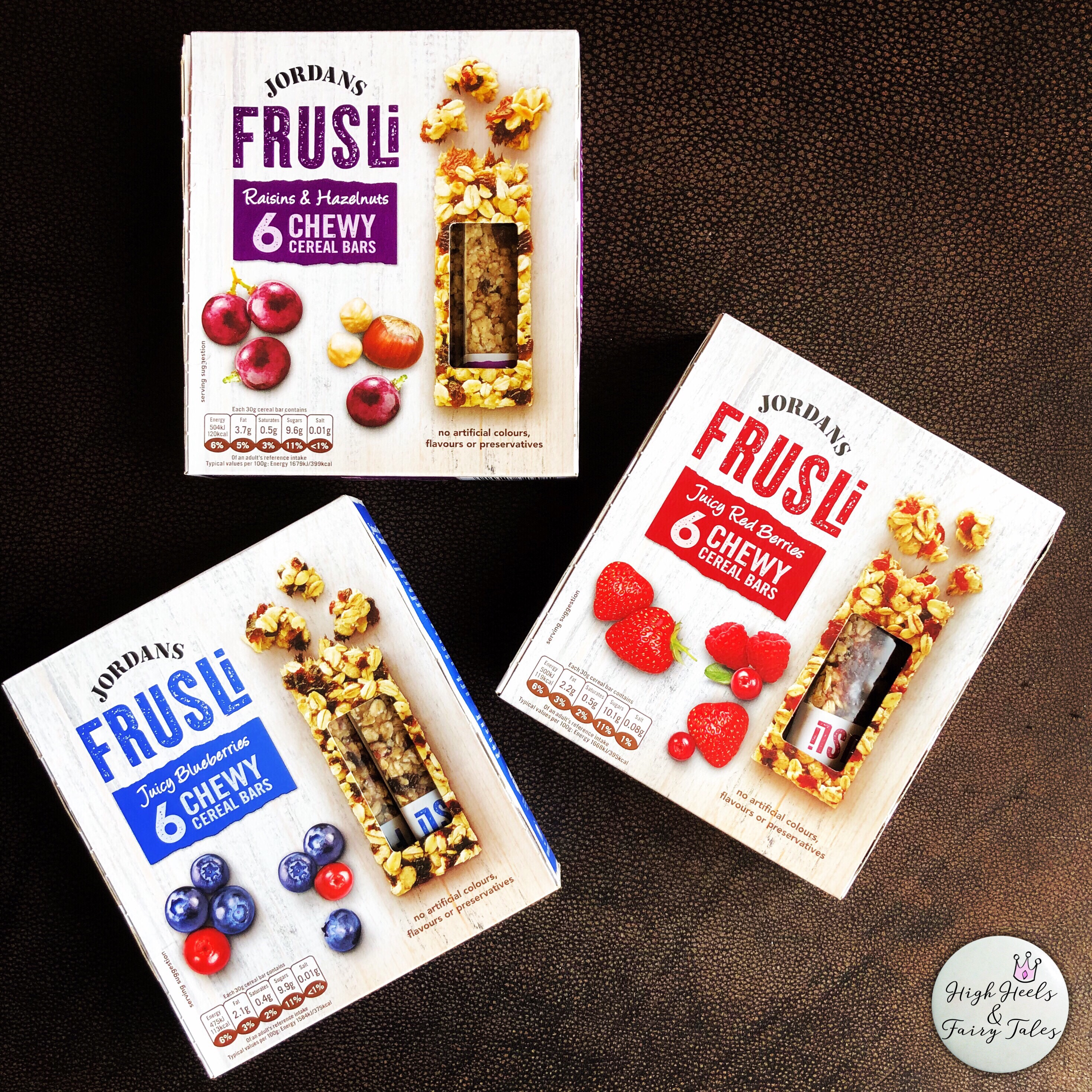 Healthy Snacks For Kids (and Moms) With Frusli Cereal Bars